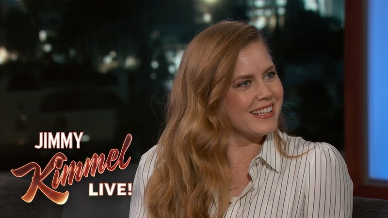 Amy Adams on Christmas Golden Globe Nominations