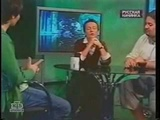 Светлана Сурганова в программе 'Русская начинка' (2007) (1)