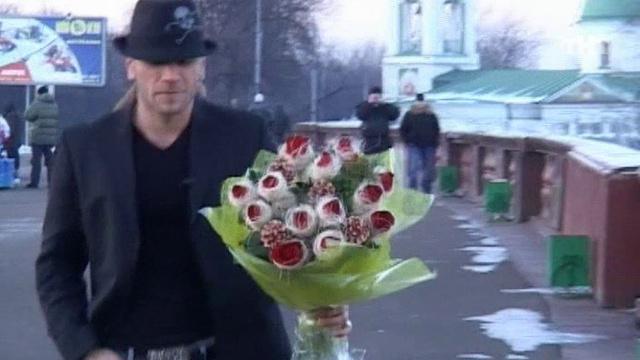 ДОМ-2 Город любви 1345 день Вечерний эфир (15.01.2008)
