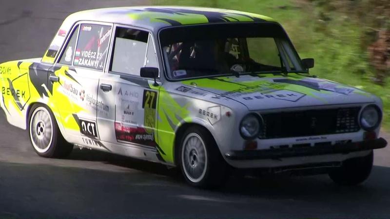 Zákányi-Vidécz Lada 2101 7xGörbe kupa 2018.