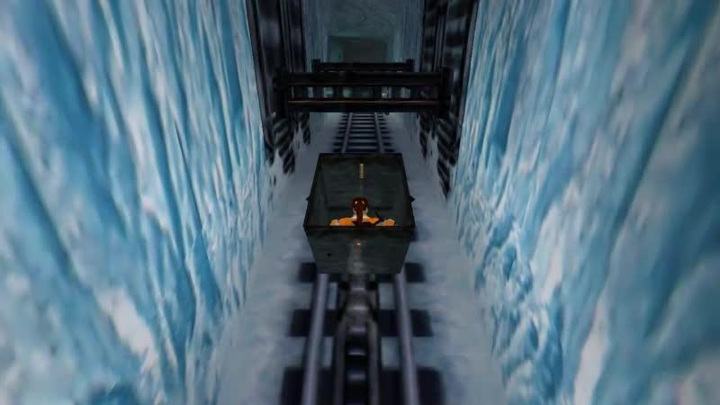 3.39 Tomb Raider III_ AoLC - Шахта R.X. Tech 4_5 [Реальный хоррор]