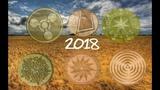20 UK Crop Circles 2018 Compilation