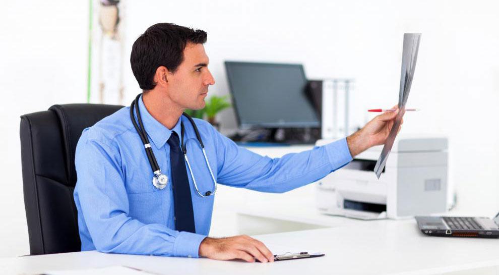 Рентген является одним из первых диагностических тестов, которые можно использовать для диагностики рака.
