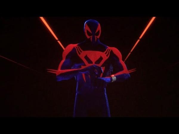 Spider-Man: Into The Spiderverse Post Credits Scene