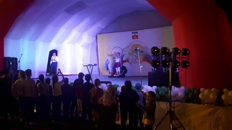 Детская Цирковая студия Огниво