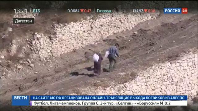 Новости на Россия 24 В Дагестане ограбили и убили пожилую пару почтальонов