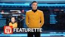 Звёздный путь: Дискавери: Сезон 2 | Фичуретка: Becoming Pike