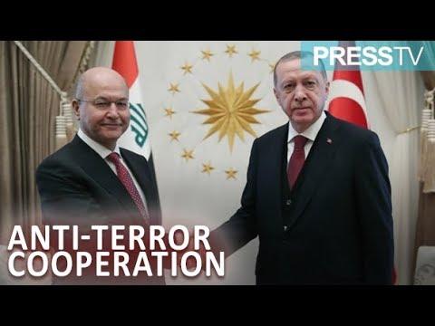 Turkey, Iraq will deepen cooperation in fight against terrorism