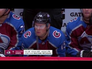 NHL 18/19, PS, Minnesota Wild - Colorado Avalanche [28.09.2018]