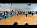 Показательные выступления гимнасток Юбилейный ч.2