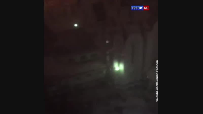 Гром и молния в снегу москвичи наблюдали редкое природное явление