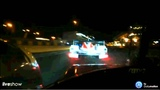 Audi Sport Team Joest # 2 R18 E-Tron 2 laps Lemans 2012 Night Time.