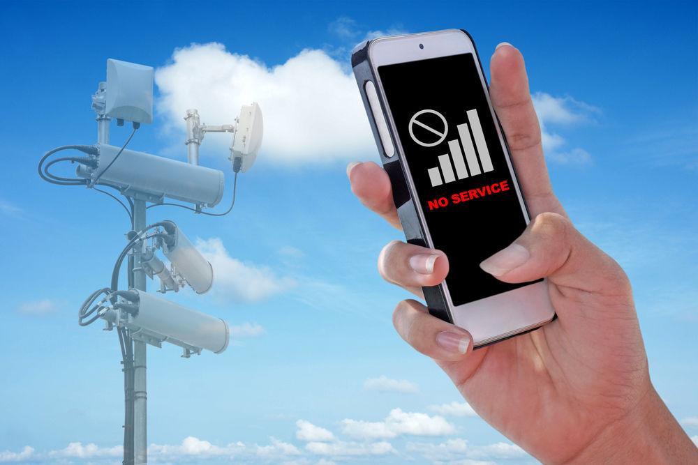 Оккупанты глушат мобильную связь специально