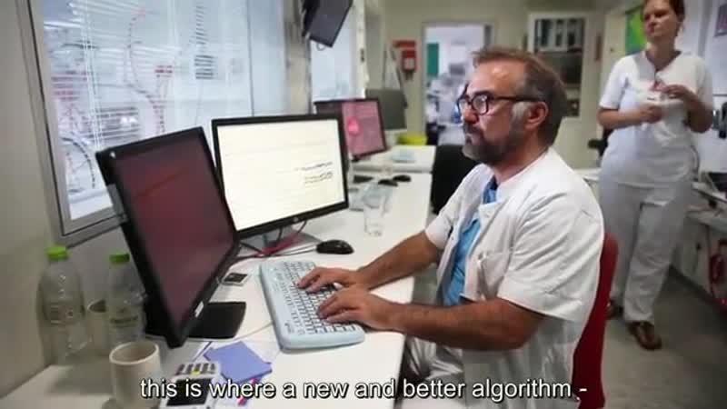 Алгоритм прогнозирует выживание пациента в отделении интенсивной терапии