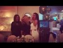 Анна Семенович, Анна Седокова и Жасмин устроили жаркие танцы в ресторане