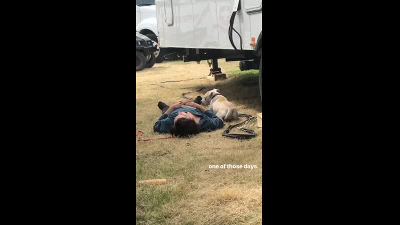 Lachlan Watson on Instagram Stories (09.07.2019)