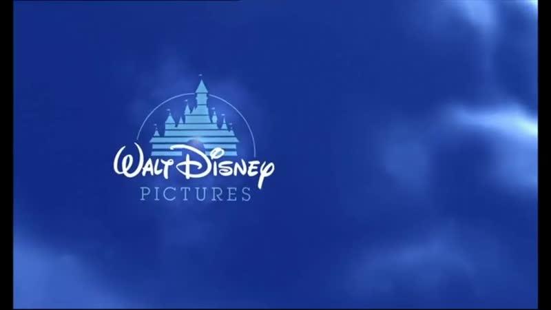 Walt Disney Pictures logo PAL toned Peter Pan in Return to Neverland Variant