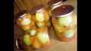 Вкуснятина Неимоверная Зеленые Помидоры Маринованные на Зиму Очень Вкусные Сладкие Простой рецепт