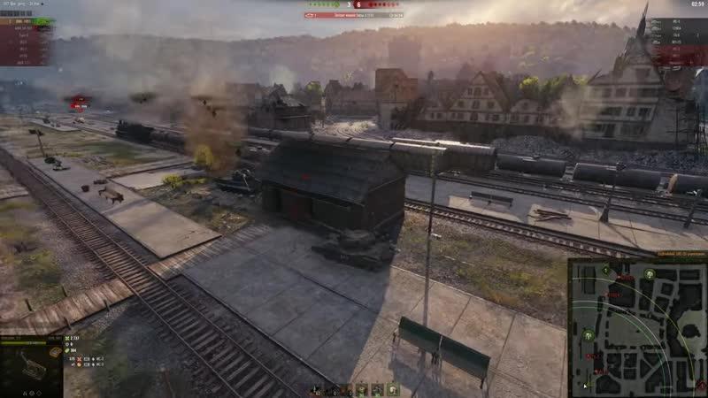 [WoT Fan - развлечение и обучение от танкистов World of Tanks] EMIL 1951 - Антикоммандос №74 - от Билли [World of Tanks]