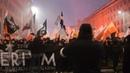 Czarny Blok Marsz Niepodległości 2018