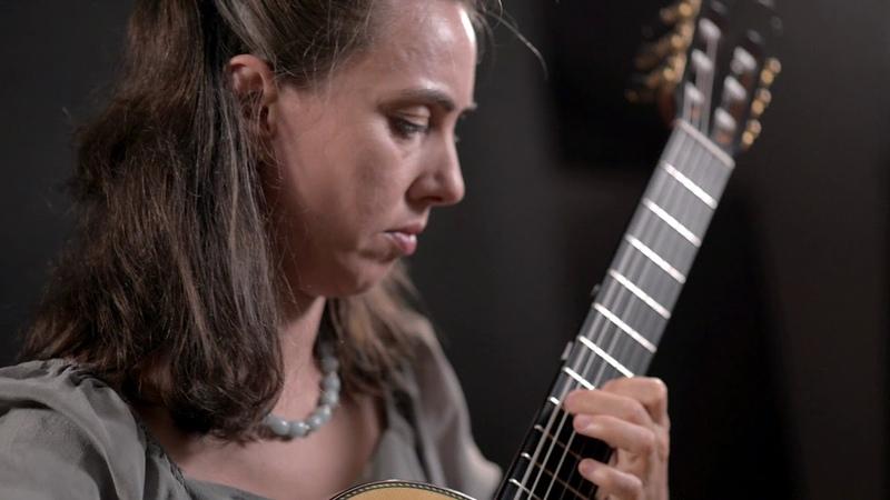Romance by Jorge Morel. Guitarist Elina Chekan