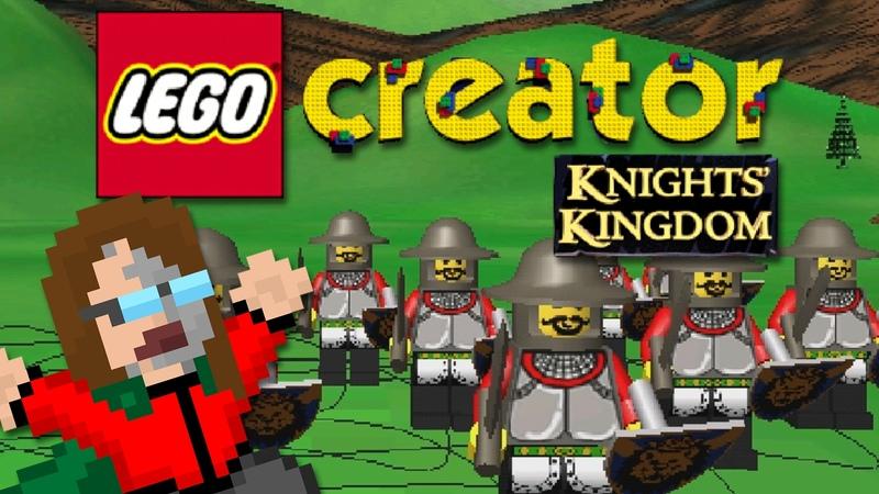 Lego Creator: Knights' Kingdom (PC) | Kieran Plays
