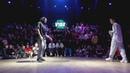 Miracle vs Squaker Hip Hop Vibe 2018 1vs1 Quarterfinal | Danceprojectfo