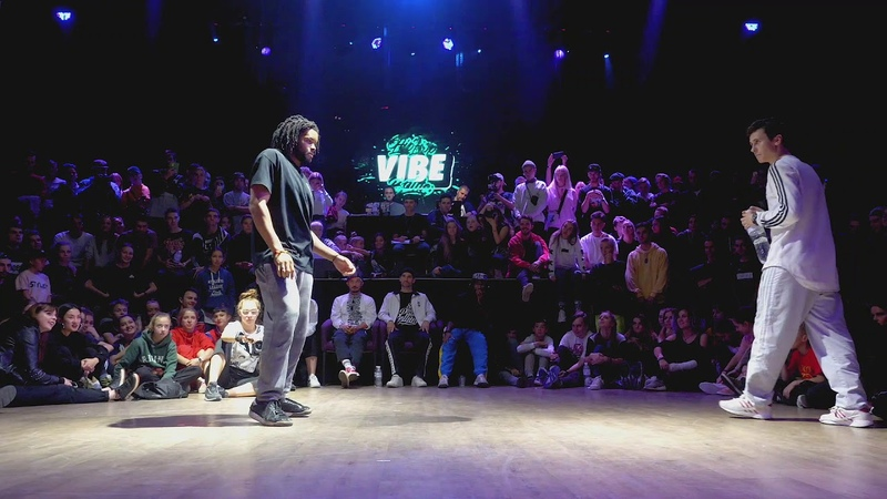 Miracle vs Squaker Hip Hop Vibe 2018 1vs1 Quarterfinal | Danceproject.info