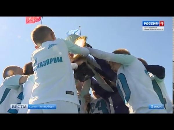 Сюжет ГТРК «Вести-Санкт-Петербург»
