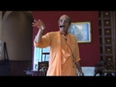 HH Bir Krishna Goswami Realizing our Empathic Nature Part 6 in Gita Nagari