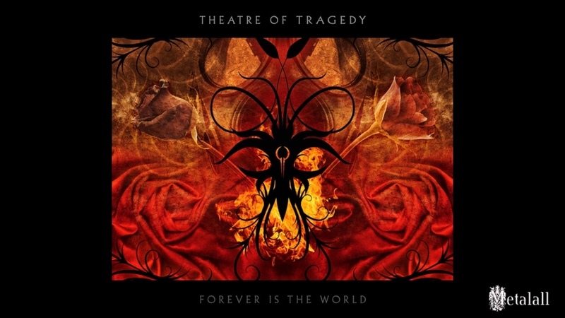 Theatre of tragedy for ever is the world FULL ALBUM HD