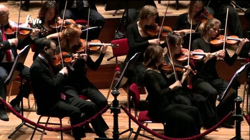 De Falla: Suite uit 'El Amor Brujo' - Alejo Perez - Radio Kamer Filharmonie - Live concert