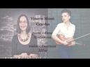 Vittorio Monti Czardas Anastasia Milne violin Anna Strelnikova piano