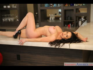 Kendra Lust Fucks In Order To Stop Her Mans Bully - Big Cock Bully