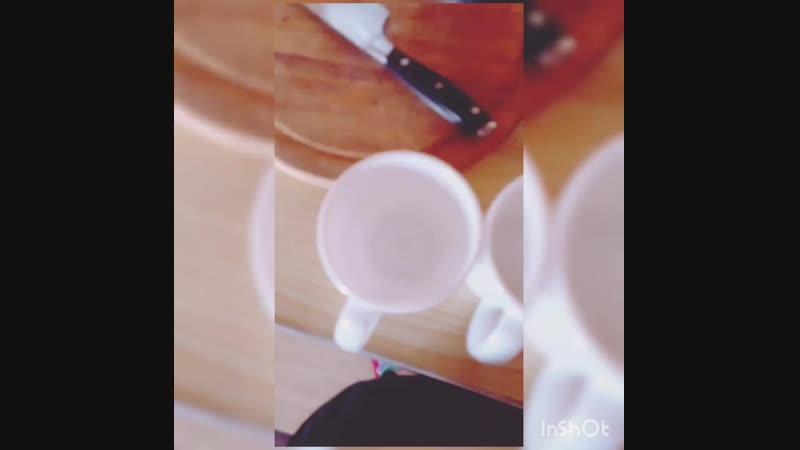 настюшка любит чай с солью😊🤣
