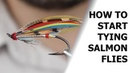 Silver Doctor - Salmon Fly Tying Tutorial