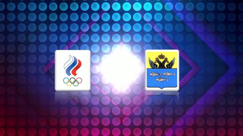 Спортивный вечер Олимпийцы среди нас