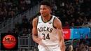 Milwaukee Bucks vs Miami Heat Full Game Highlights   01/15/2019 NBA Season