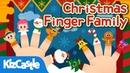 Christmas Finger Family Christmas Songs for Kids Finger Plays Preschool Songs KizCastle