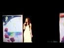 Мисс студентка КГУ 2011 Сквозь времена и столетия Выступление Виталии Пеновой