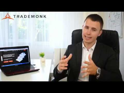 Brief information about Trademonk exchange and TMNK ICO