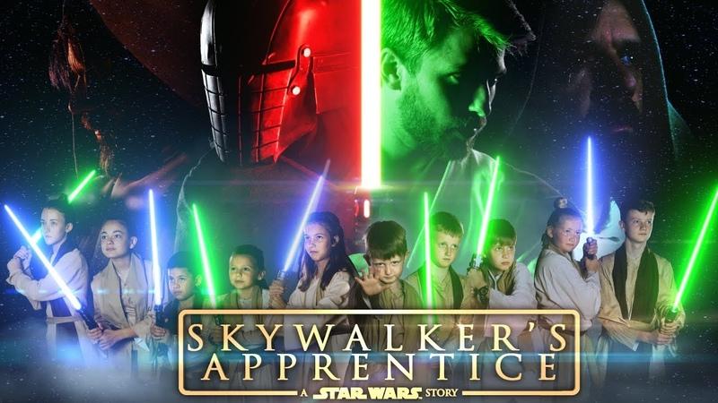 SKYWALKERS APPRENTICE (2019 Star Wars Fan Film)