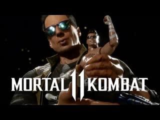 Mortal Kombat 11 – Джонни Кейдж