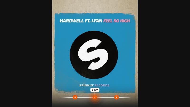 Feel So High - Hardwell I-Fan