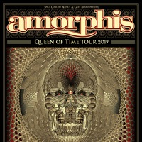 AMORPHIS (FIN) || 15.03.19 || Moscow (GlavClub)