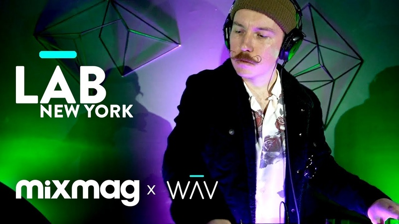 LUTTRELL gets deep and melodic in The Lab NYC