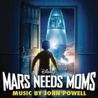 John Powell альбом Mars Needs Moms