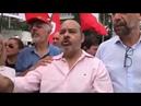 Vagner Freitas, presidente da CUT protagoniza cena vergonhosa em Curitiba