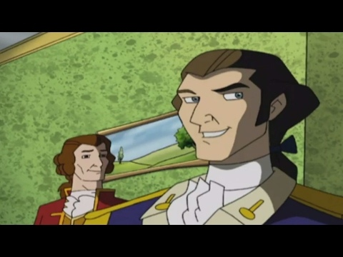 Liberty's Kids HD 121 - Sybil Ludington | History Cartoons for Children
