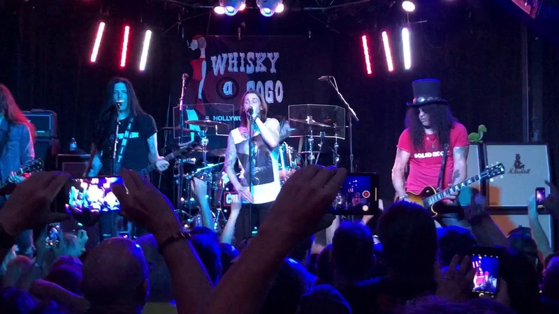Slash - Ghost - 2018 - Whisky - Hollywood
